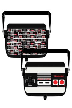 Nintendo Messenger Bag Reversible NES Controller