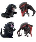 Godzilla ChiBi Figures Godzilla und Muto 6 cm Assortment (6)