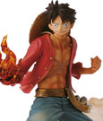 One Piece DXF Brotherhood II Figure Monkey D. Ruffy 14 cm