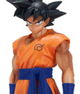 Dragonball Z Master Stars Piece Figure Son Goku 25 cm