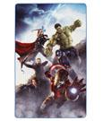 The Avengers Carpet Characters 67 x 125 cm