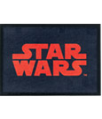 Star Wars Doormat Red Logo 50 x 70 cm