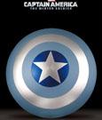 Captain America The Winter Soldier Replica 1/1 Shield Blue Version 69 cm