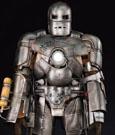 Iron Man 3 Life-Size Statue Iron Man Mark I 210 cm