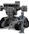 Terminator Best-Lock Construction Set Hunterkiller Tank