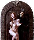 Original Character Statue 1/6 Hell Seducer Brunet Ver. 36 cm