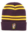 Harry Potter Beanie Gryffindor Purple