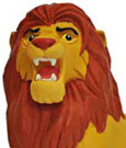 The Lion King Figure Simba 12,7 cm