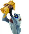 The Lion King Figure Rafiki with Simba 10 cm