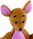Winnie The Pooh Figure Kanga with Roo 8 cm