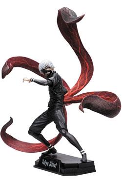 Tokyo Ghoul Color Tops Action Figure Ken Kaneki 18 cm