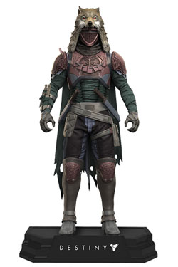 Destiny Color Tops Action Figure Hunter (Iron Banner) 18 cm