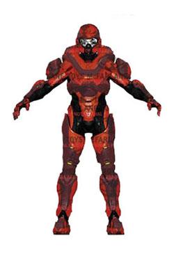 Halo 5 Guardians Series 2 Action Figure Spartan Athlon 15 cm