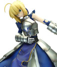 Fate/ Stay Night PVC Statue 1/6 Saber Battle Ver. 25 cm