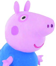 Peppa Pig Mini Figure George Pig 5 cm