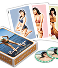 Bettie Page Playing Cards