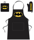 DC Comics Barbecue Set Batman Logo