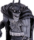 Batman Black & White Statue Zombie Batman 19 cm