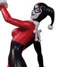 DC Comics Cover Girls Statue Harley Quinn 27 cm
