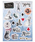 Alice in Wonderland Magnet Set A