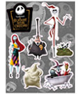 Nightmare before Christmas Magnet Set B
