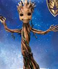 Guardians of the Galaxy Hero Vignette 1/9 Baby Groot 18 cm