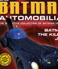 Batman Automobilia Magazine with 1/43 Diecast Model #46 Batmobile (The Killing Joke)