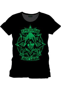 Arrow T-Shirt Emerald Size XL