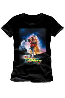Back to the Future T-Shirt Part II Size M