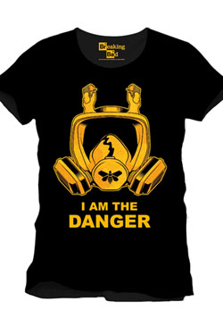 Breaking Bad T-Shirt I Am The Danger Size XL