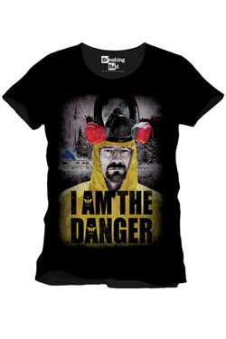 Breaking Bad T-Shirt I Am The Danger Size S