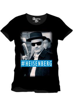 Breaking Bad T-Shirt Hashtag Heisenberg Size L