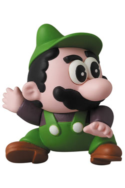 Nintendo UDF Series 2 Mini Figure Luigi (Mario Bros.) 6 cm
