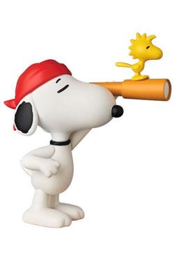 Peanuts UDF Series 5 Mini Figure Pirate Snoopy 9 cm