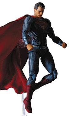 Batman v Superman Dawn of Justice Miracle Action Figure Superman Previews Exclusive 15 cm