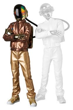 Daft Punk RAH Action Figure 1/6 Guy-Manuel de Homem-Christo Discovery Ver. 2.0 30 cm