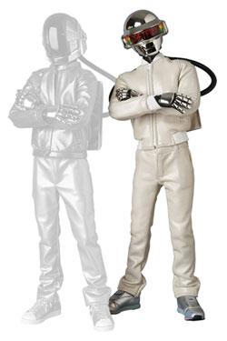 Daft Punk RAH Action Figure 1/6 Thomas Bangalter Discovery Ver. 2.0 30 cm