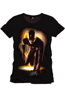 The Flash T-Shirt Go To Start Size M