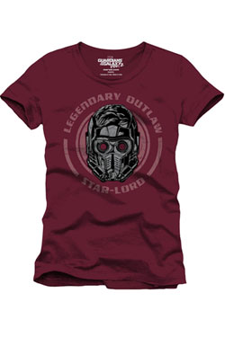 Guardians of the Galaxy 2 T-Shirt Legendary Outlaw Size L