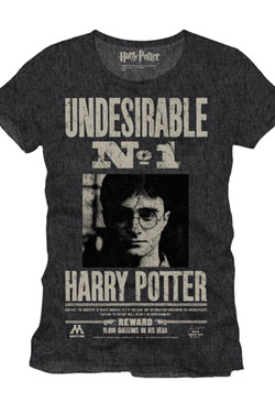 Harry Potter T-Shirt Unsedirable No. 1 Size XL