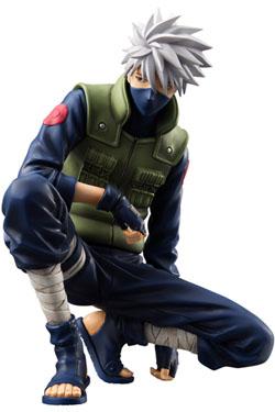 Naruto Shippuden G.E.M. Series statuette PVC 1/8 Kakashi Hatake Ver. 2 13 cm