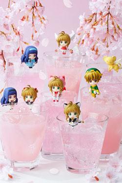 Cardcaptor Sakura Ochatomo Series Trading Figure 5 cm Tea Time Ver. Assortment (8)