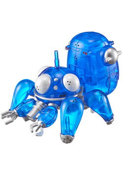 Ghost in the Shell S.A.C. Action Figure Walking Tachikoma Return Clear Ver. 6 cm