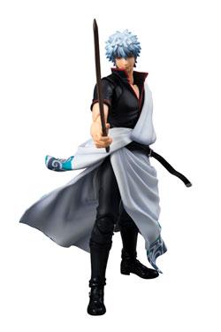 Gintama Variable Action Heroes Action Figure Sakata Gintoki 18 cm