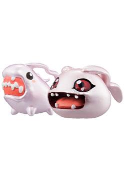 Digimon Adventure Digital Monster Digicolle PVC Mini Statues Koromon & Tokomon