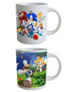 Sonic The Hedgehog Mug Assortment (12)
