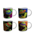 Teenage Mutant Ninja Turtles Mug 4-Pack