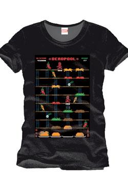 Deadpool T-Shirt Arcade Size L