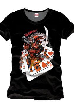 Deadpool T-Shirt Card King Size L
