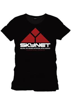 Terminator T-Shirt Skynet Size XL